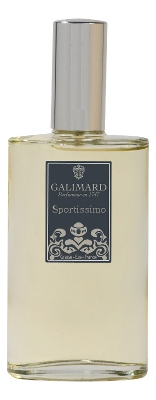 Galimard Sportissimo: туалетная вода 100мл galimard nuit caline туалетная вода 100мл