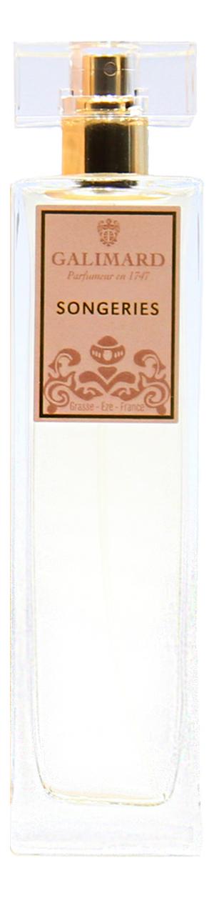Songeries: парфюмерная вода 100мл недорого
