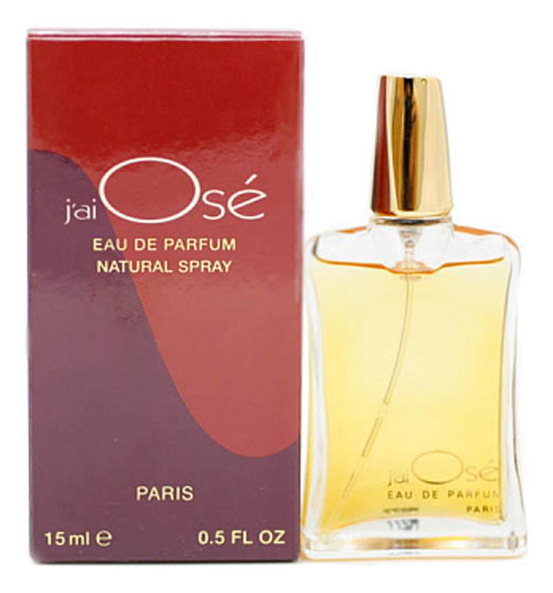 цена Guy Laroche J'ai Ose 2011: парфюмерная вода 15мл онлайн в 2017 году