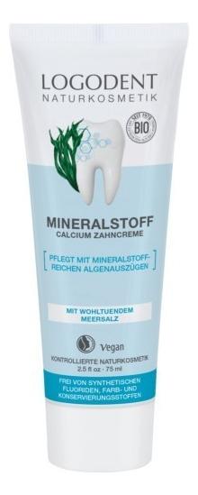 Купить Зубная паста Минеральная Mineral Toothpaste 75мл, Logona