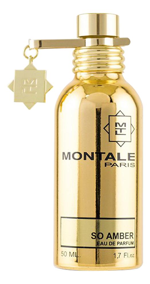 Купить So Amber: парфюмерная вода 50мл, Montale