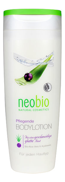 Купить Лосьон для тела увлажняющий Nourishing Body Lotion 250мл, NeoBio