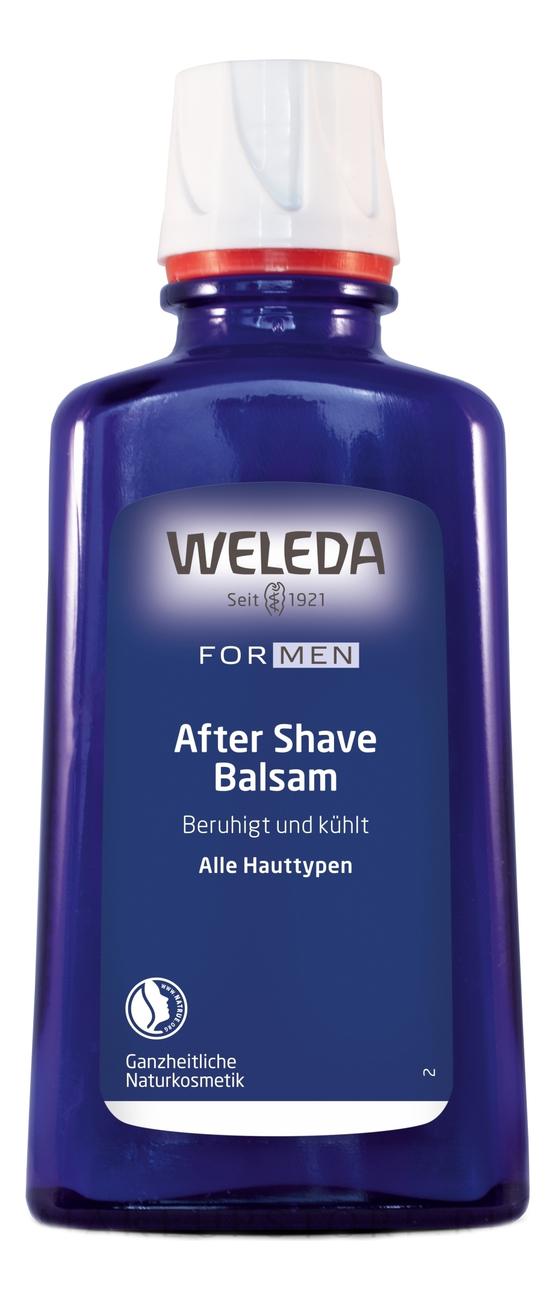 Бальзам после бритья успокаивающий After Shave Balm 100мл бальзам после бритья weleda after shave balsam 100 мл