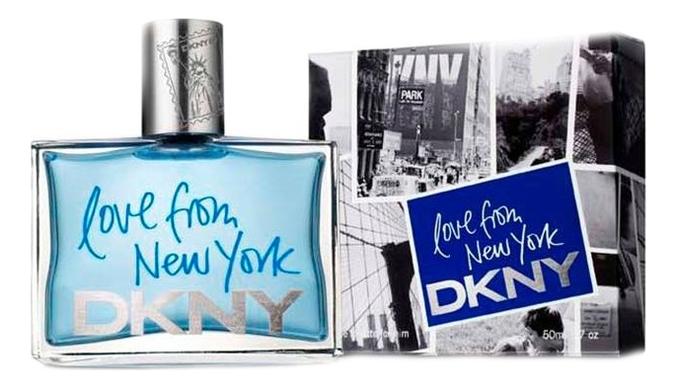 DKNY Love from New York for Men: туалетная вода 48мл