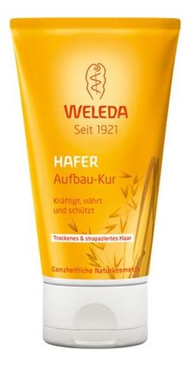 Купить Восстанавливающая маска для волос с экстрактом овса Oat Replenishing Treatment 150мл, Weleda