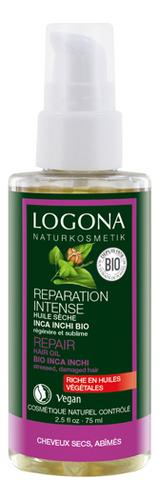 Восстанавливающее масло для волос Hair Repair Oil Bio-Inca Inchi 75мл масло для запечатывания кончиков волос восстановление и защита hair evolution caviar therapy bio hair oil 120мл