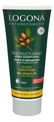 Кондиционер для блеска волос Shine Conditioner Bio-Argan Oil 200мл