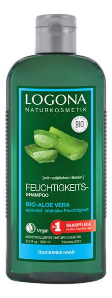 Увлажняющий шампунь с экстрактом алоэ вера Shampoo Bio Aloe Vera: Шампунь 250мл