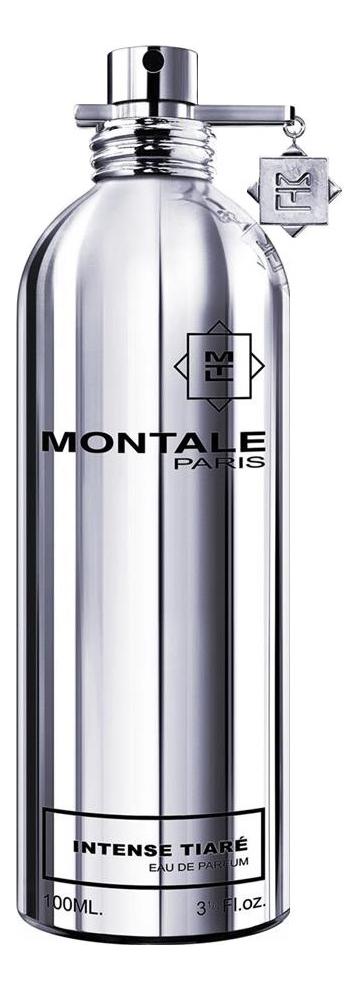 Фото - Montale Intense Tiare: парфюмерная вода 100мл montale ristretto intense cafe парфюмерная вода 100мл тестер