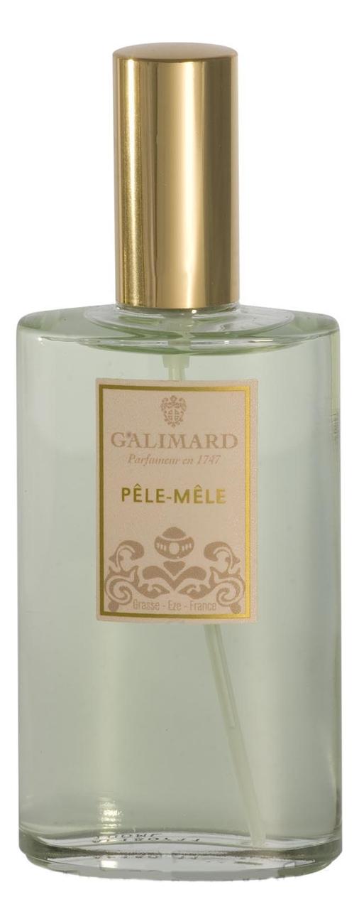 Galimard Pele-Mele: туалетная вода 100мл galimard nuit caline туалетная вода 100мл
