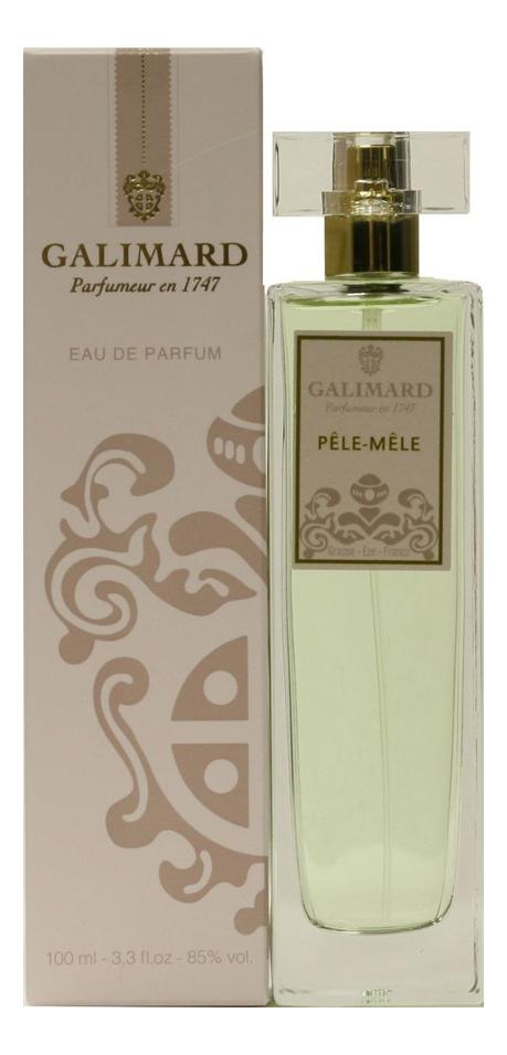 Купить Pele-Mele: парфюмерная вода 100мл, Galimard