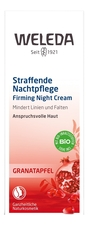 Weleda Ночной крем-лифтинг с экстрактом граната Pomegranate Firming Night Cream 30мл