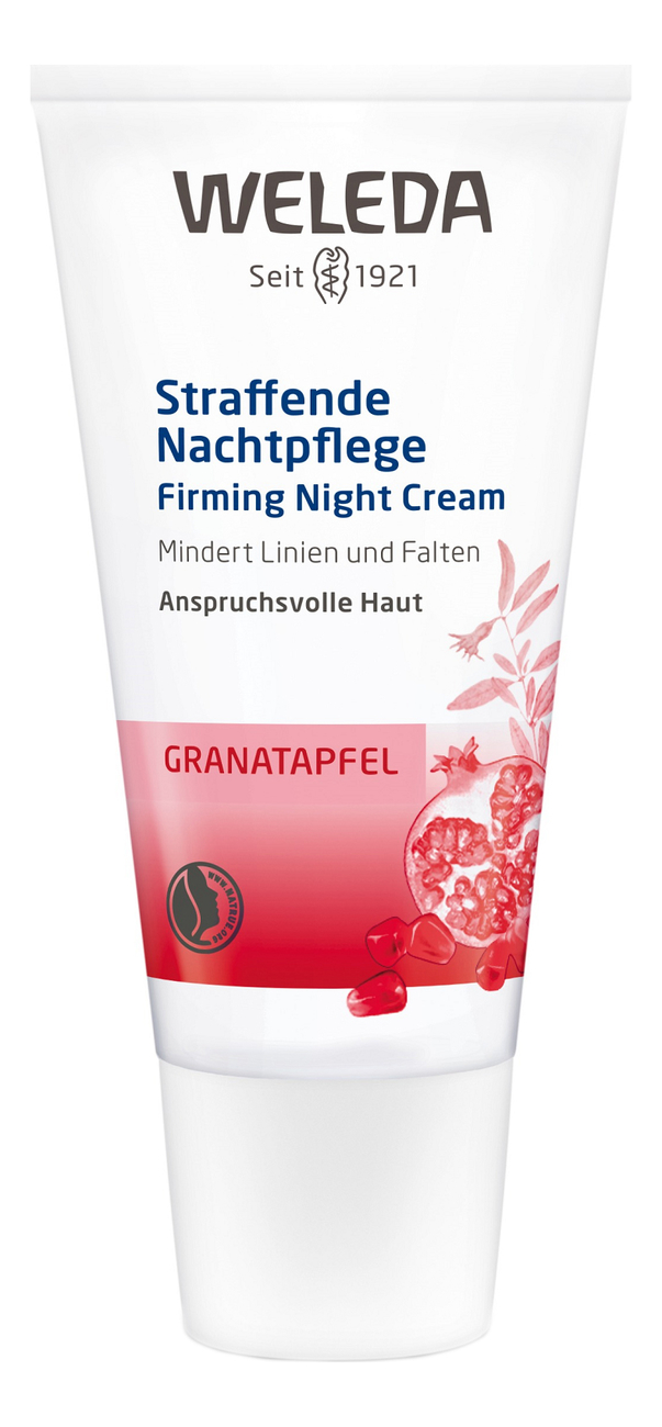 Ночной крем-лифтинг с экстрактом граната Pomegranate Firming Night Cream 30мл недорого
