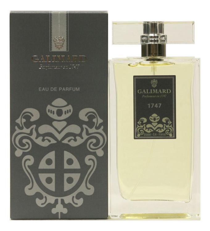 Купить 1747: парфюмерная вода 100мл, Galimard