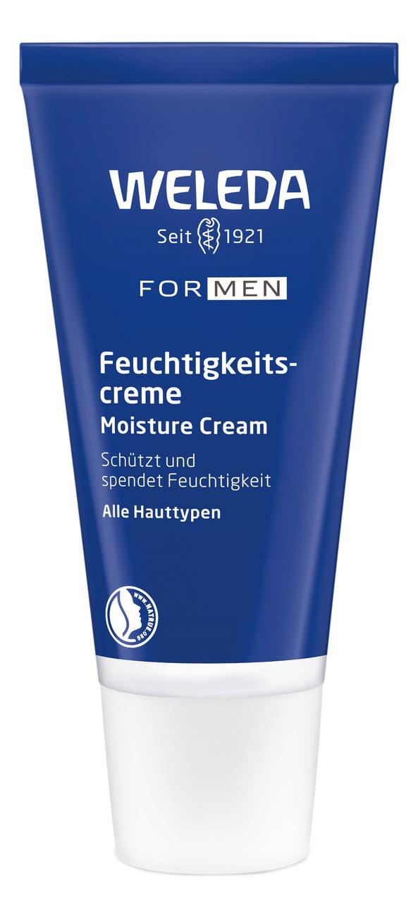Увлажняющий мужской крем Moisture Cream For Men 30мл weleda увлажняющий крем