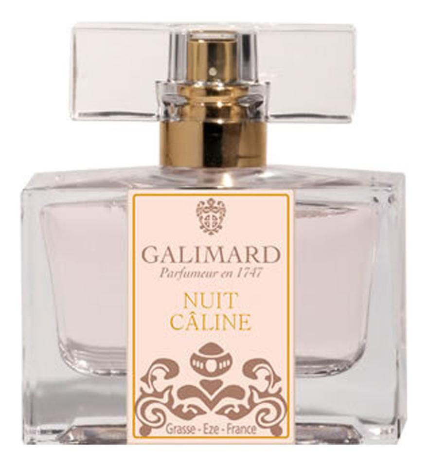 Galimard Nuit Caline: туалетная вода 100мл galimard nuit caline туалетная вода 100мл