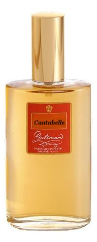 Galimard Cantabelle: туалетная вода 100мл galimard nuit caline туалетная вода 100мл