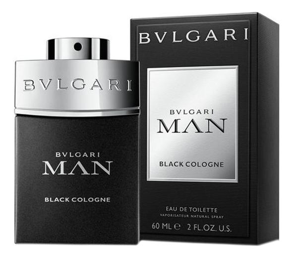 Bvlgari Man Black Cologne: туалетная вода 60мл