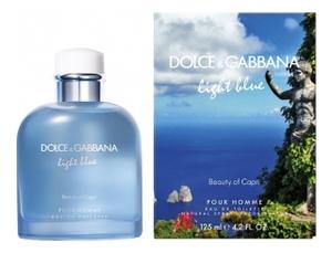 цена на Dolce Gabbana (D&G) Light Blue Pour Homme Beauty of Capri: туалетная вода 125мл