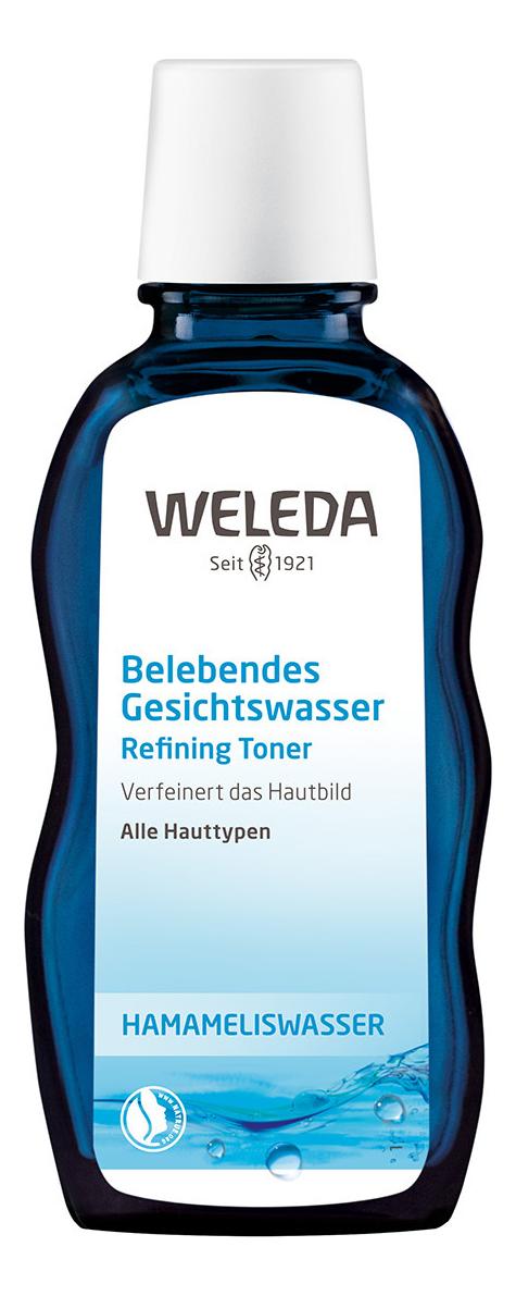 Тоник для лица освежающий Refining Toner 100мл weleda тоник для лица живительный belebendes gesichtswasser 100 мл