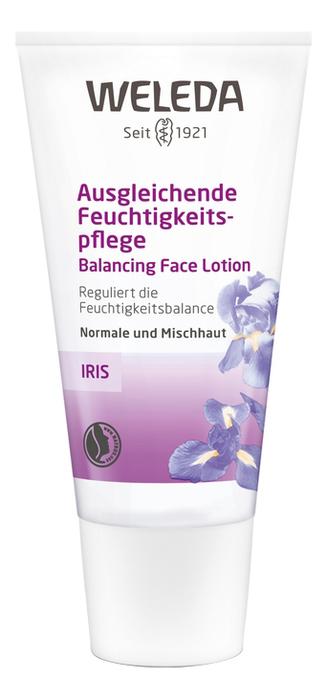 Крем-уход увлажняющий Iris Hydrating Facial Cream 30мл weleda увлажняющий мужской крем