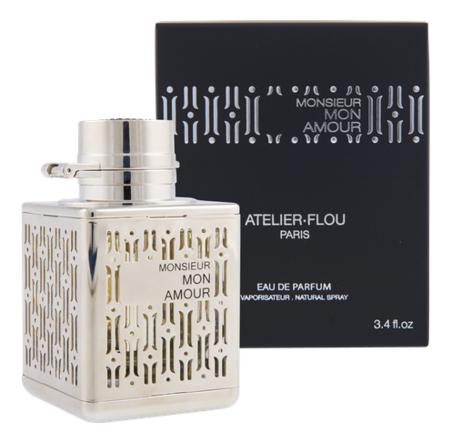 Monsieur Mon Amour: парфюмерная вода 100мл
