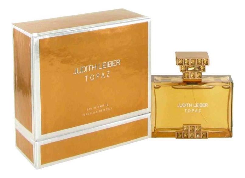 Judith Leiber Topaz: парфюмерная вода 40мл judith leiber night туалетная вода 75мл