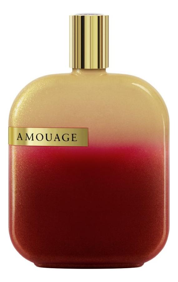 Amouage Library Collection Opus X: парфюмерная вода 100мл тестер amouage opus xi туалетные духи тестер 100 мл