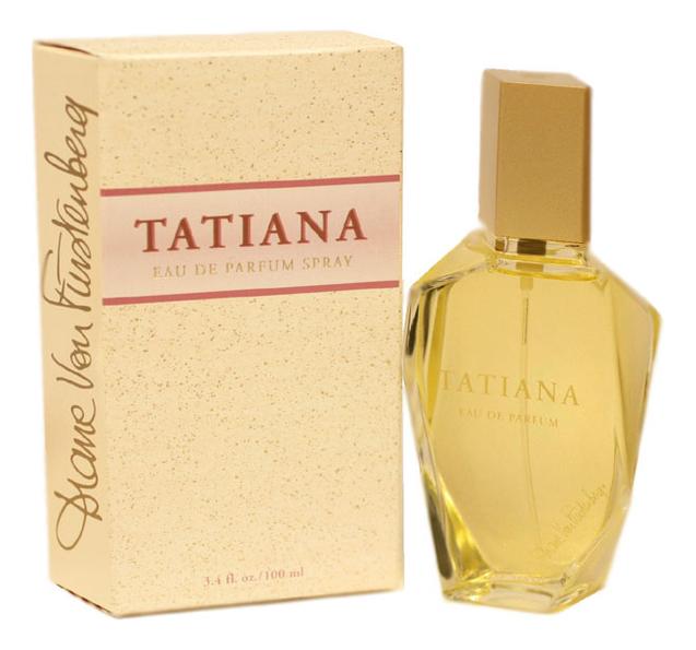 Diane Von Furstenberg Tatiana Винтаж: парфюмерная вода 100мл diane von furstenberg кардиган