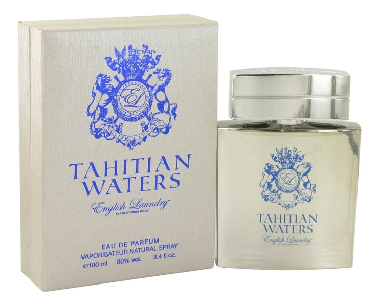 Купить Tahitian Waters: парфюмерная вода 100мл, English Laundry