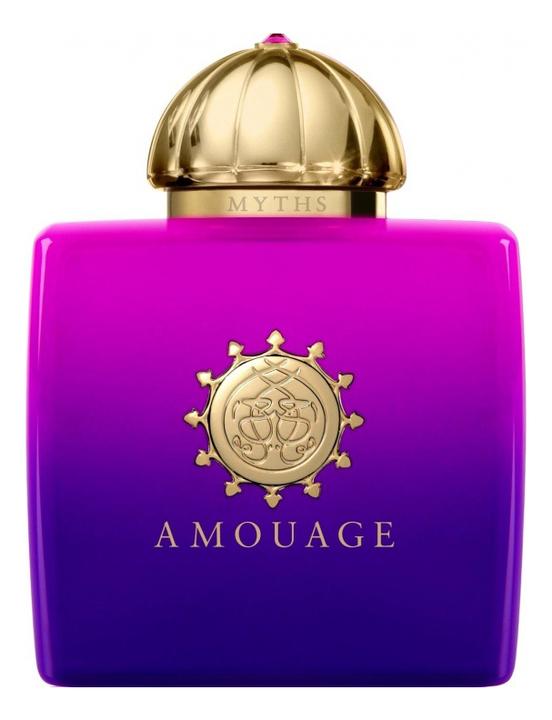 Myths for woman: парфюмерная вода 2мл amouage lyric for woman парфюмерная вода 2мл