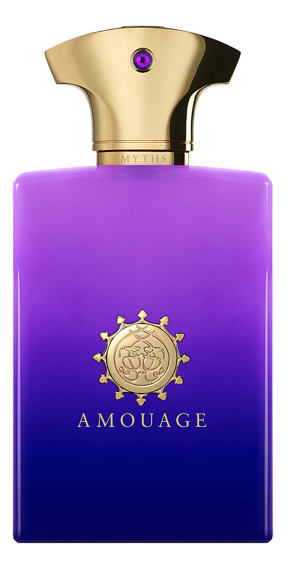 Amouage Myths for man: парфюмерная вода 2мл