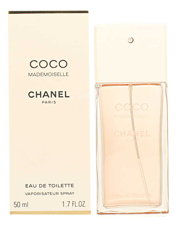 Coco Mademoiselle Eau de toilette: туалетная вода 50мл acqua di gioia eau de toilette туалетная вода 50мл