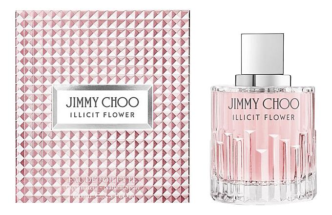 цена на Jimmy Choo Illicit Flower: туалетная вода 100мл