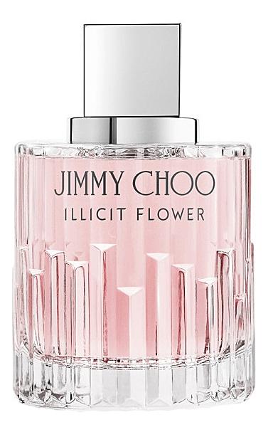 Jimmy Choo Illicit Flower: туалетная вода 100мл тестер jimmy choo illicit w edp