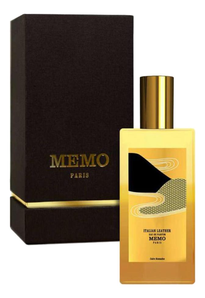 Memo Italian Leather: парфюмерная вода 200мл