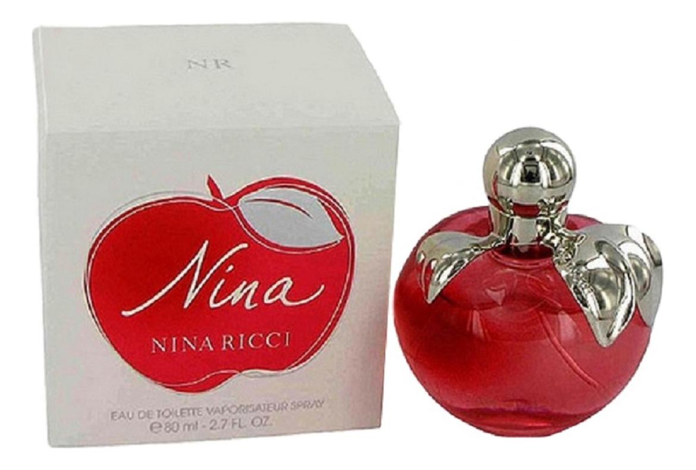 Nina Ricci Nina: туалетная вода 80мл туалетная вода nina ricci nina ricci ni305lwdkev9