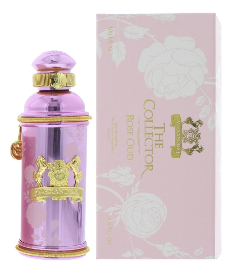Купить Alexandre J. Rose Oud : парфюмерная вода 100мл
