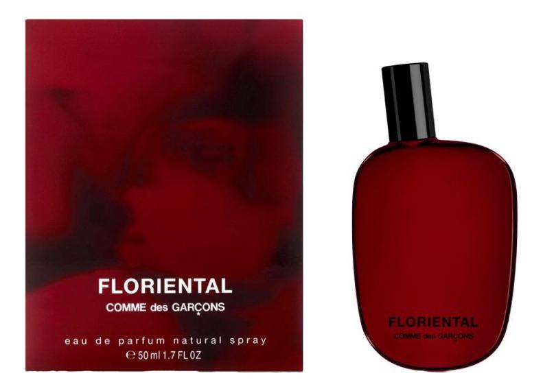 Comme des Garcons Floriental: парфюмерная вода 50мл comme des garcons blue santal eau de parfum