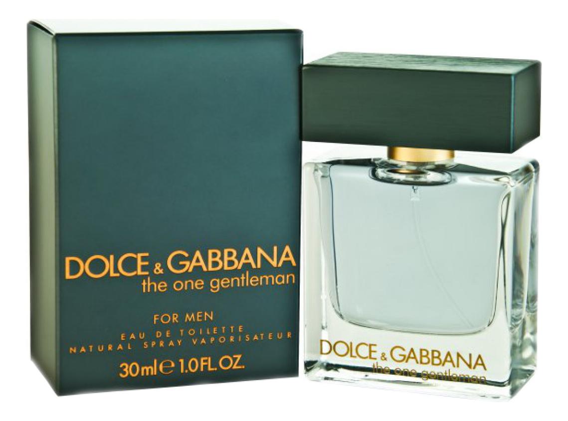 Купить The One Gentleman: туалетная вода 30мл, Dolce & Gabbana