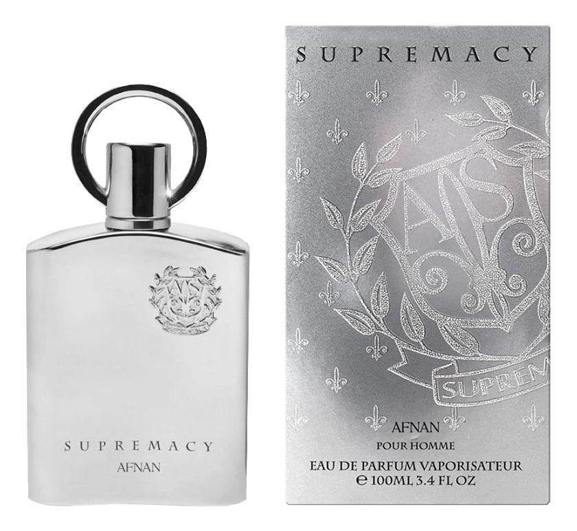 Supremacy Silver: парфюмерная вода 100мл недорого