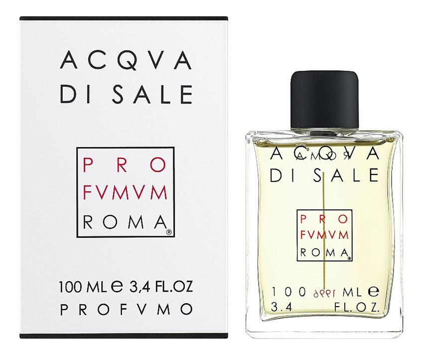 Acqua di Sale: парфюмерная вода 100мл butterfly парфюмерная вода 100мл