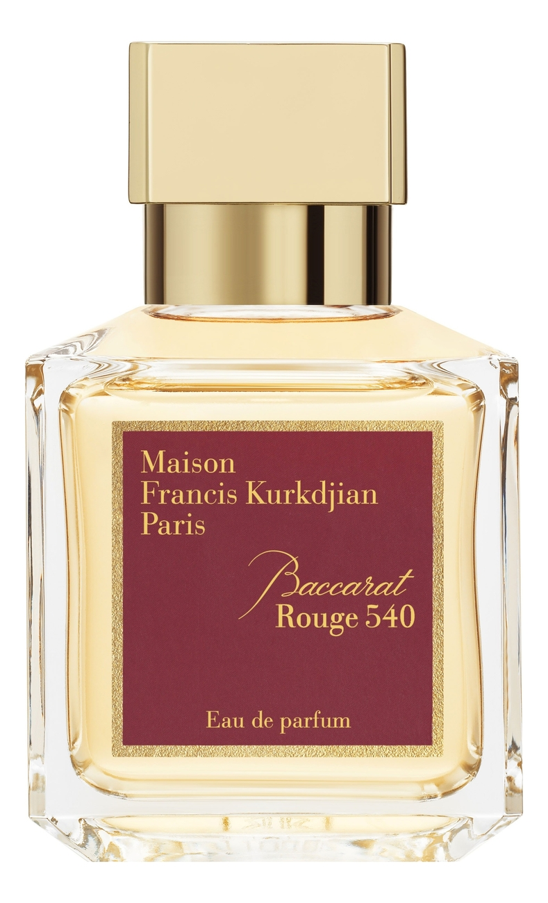 Baccarat Rouge 540: парфюмерная вода 2мл maison francis kurkdjian baccarat rouge 540 отливант парфюмированная вода 18 мл