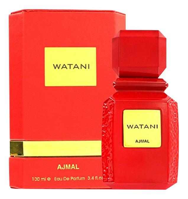 Ajmal Watani Ahmar : парфюмерная вода 100мл ajmal watani ahmar парфюмерная вода 2мл