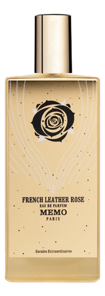 Memo French Leather Rose: парфюмерная вода 2мл