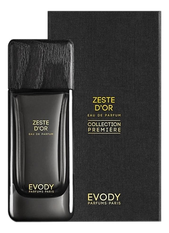 Купить Zeste d'Or: парфюмерная вода 100мл, Evody