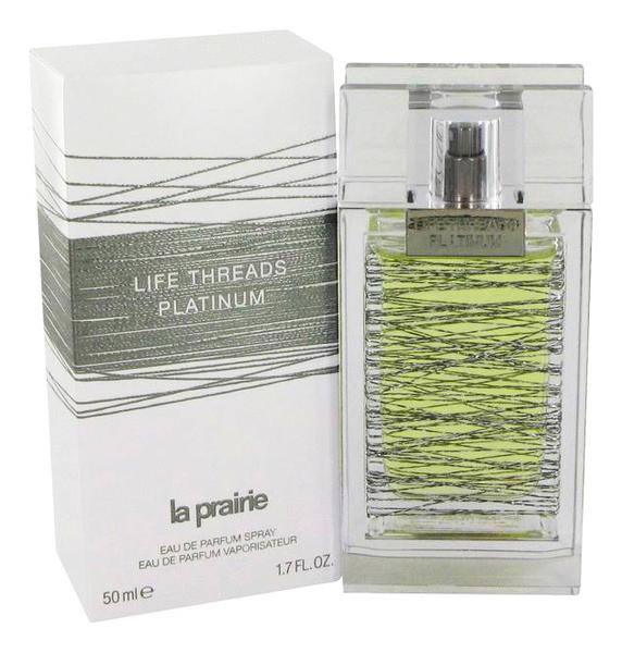 La Prairie Life Threads Platinum: парфюмерная вода 50мл