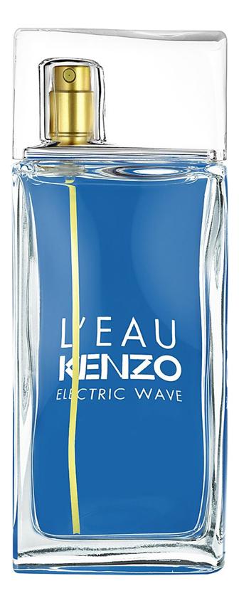 Фото - Kenzo L'Eau Par Kenzo Electric Wave Pour Homme: туалетная вода 50мл тестер kenzo love leau par туалетная вода 50 мл