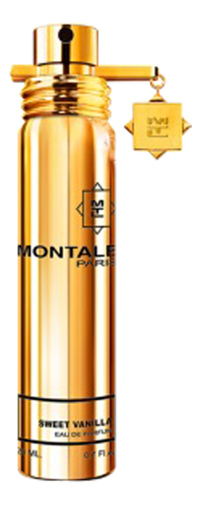 Montale Sweet Vanilla: парфюмерная вода 20мл montale vanilla cake парфюмерная вода 2мл