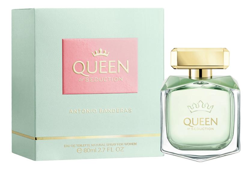 Antonio Banderas Queen Of Seduction: туалетная вода 80мл туалетная вода antonio banderas queen of seduction women edt 50 мл женская